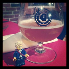 Legos and beer