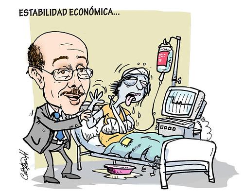 Caricatura estabilidad