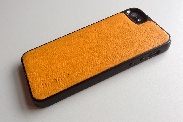 Knomo Moulded Open iPhone 5 Case