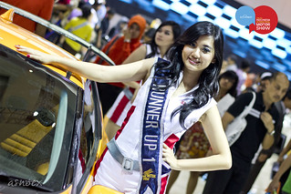 Runner Up 1 MISS IIMS 2012 (Honda beauty)