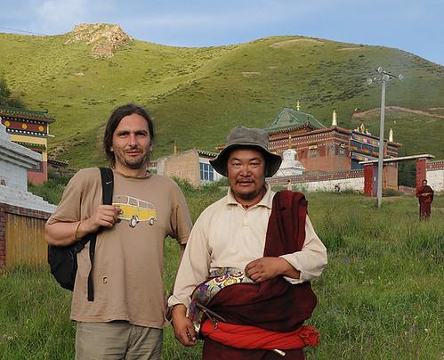 Daniel Berounský: Nová generace Číňanů je fascinována Tibetem