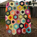 Chicopee Hexagon Quilt Top by bebo821
