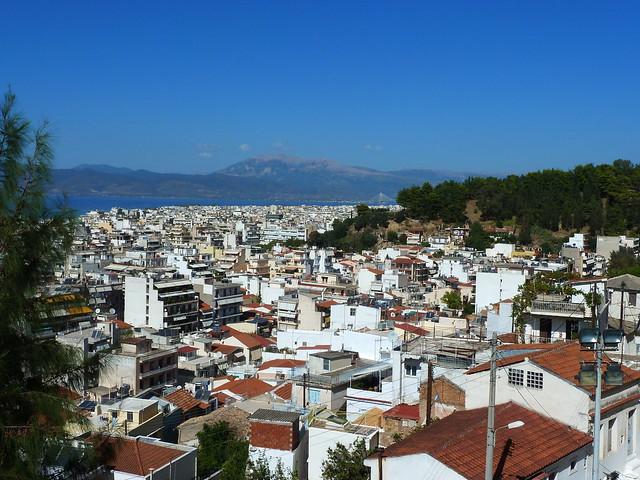 View to Rio, Patras