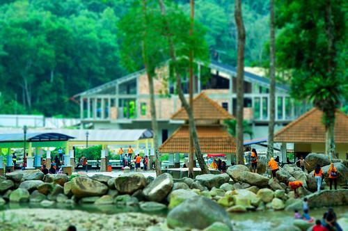 landscape miniature nikon malaysia tiltshift d90 negerisembilan 18105mm
