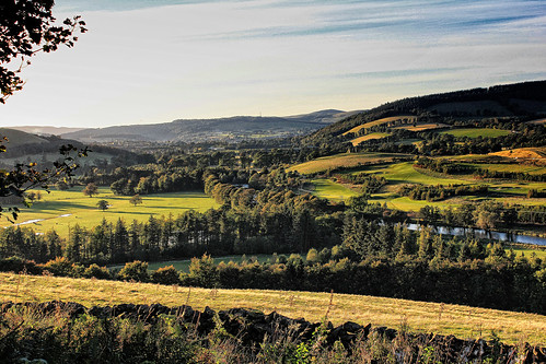 Tweed Valley at Cardrona