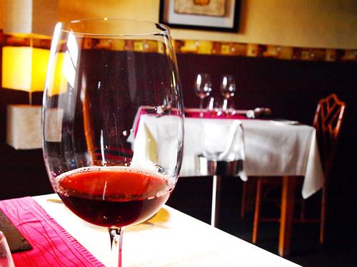 Wine, La Placeta Restaurant, Santa Cruz de la Palma