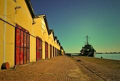 Cais do porto