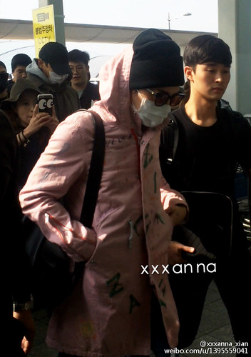 Big Bang - Incheon Airport - 24sep2015 - xxxanna_xian - 04