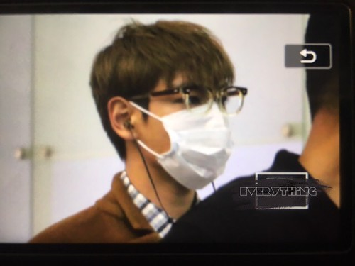 TOP - Incheon Airport - 05nov2015 - 蚕室绝世美男TOPTOPTOP - 02