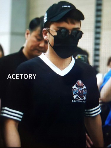 Big Bang - Incheon Airport - 05jun2016 - Acetory - 04