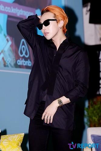 G-Dragon - Airbnb x G-Dragon - 20aug2015 - TV Report - 12