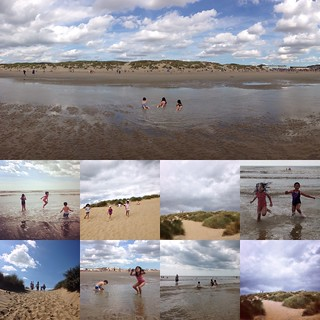 Image of Camber Sands.