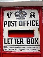 Ludlow Post Boxes