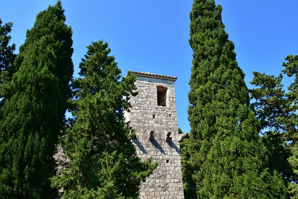 Benedictine monastery, 12th century, Mljet National Park (13)