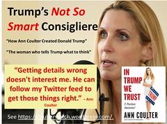 Trump's Not So Smart Consigliere