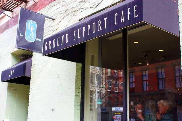 Ground Support Cafe