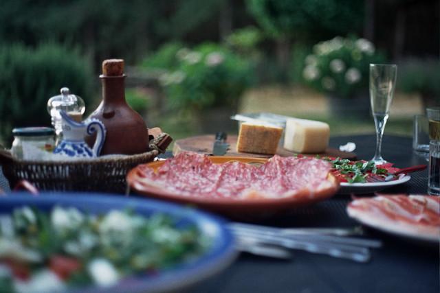 Tuscany Dinner