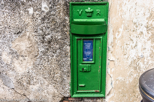 "Old British Letterbox - ""This Postbox Is No Longer In Use"" by infomatique"
