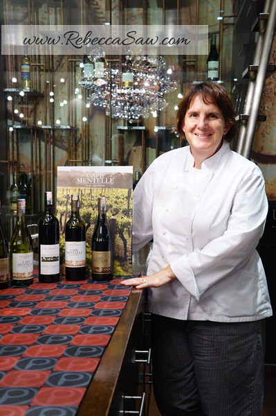 Cape Mentelle wine, Chef and Ambassador, Kate Lamont-013