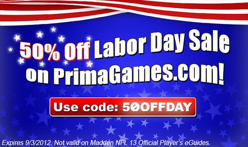 Prima Labor Day