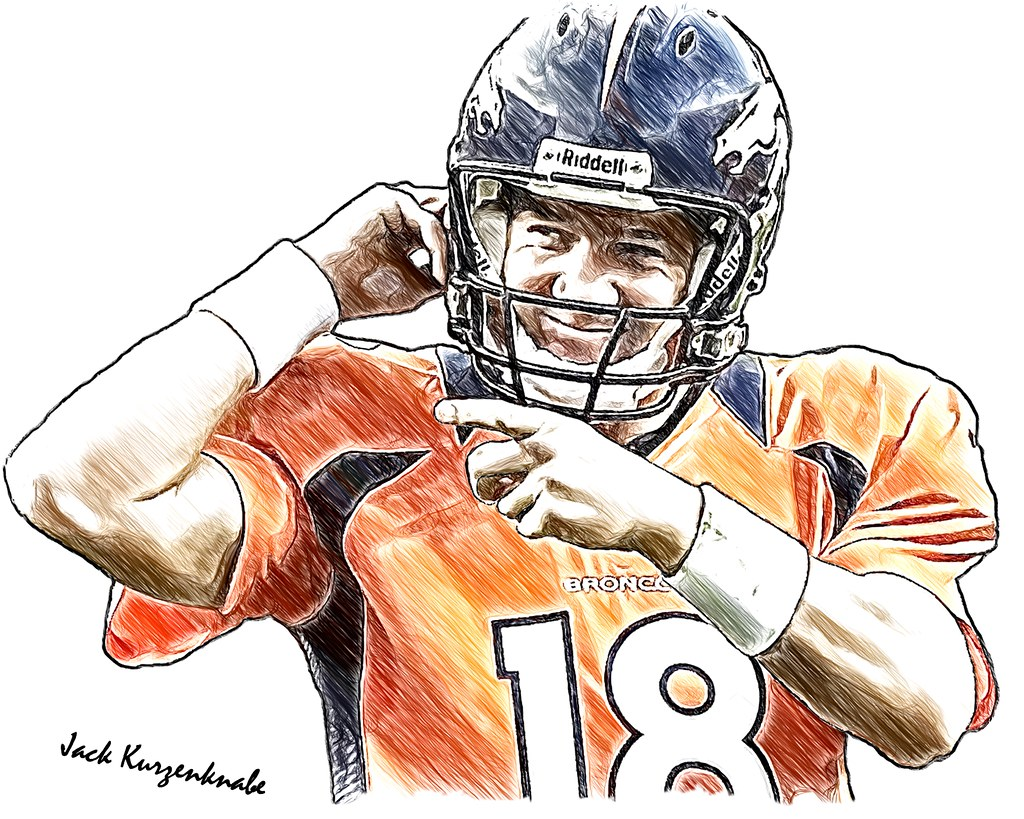 denver broncos peyton manning a photo on flickriver