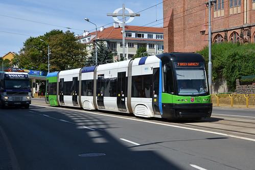 MZK Szczecin 803 [Szczecin tram]