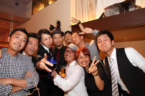 Ayumu&Hidemi Wedding Party