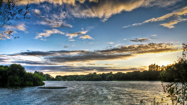 0301 - England, Nottingham, Colwick Park HDR