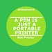 Pen is just a portable printer - Ben Proctor