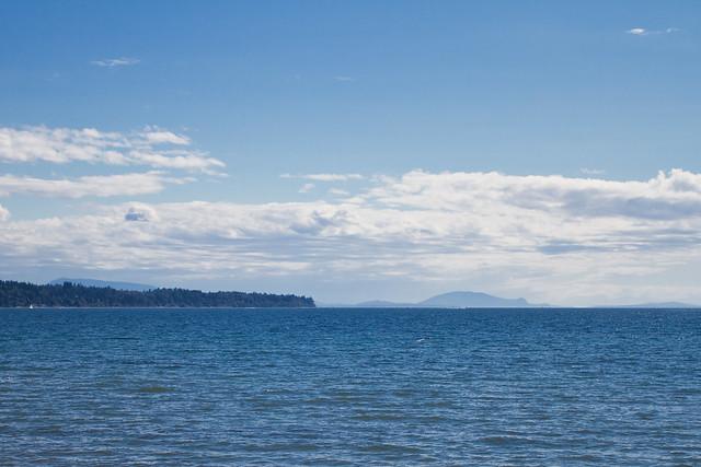 Sunny Beach in White Rock BC-057