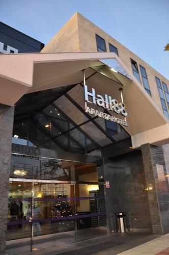 Hoje conhecemos sleep aparthotel hall 88 salamanca for Appart hotel 88 salamanca
