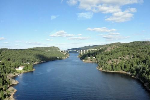 rio ponte suécia