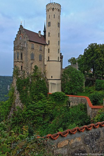 Castle Lichtenstein by Dirk0608