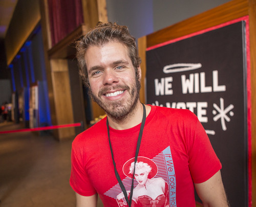 Perez Hilton other online celebreties flocked to Charlotte for the DNC. More interesting is the way politicians and PR flacks court online royalty today -- like they once did mainstream media personalities.