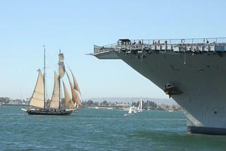 Californian görüntü. sandiego embarcadero tallships festivalofsail portofsandiego maritimemuseumofsandiego thecalifornian