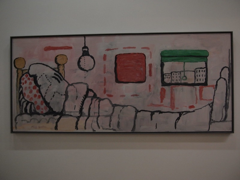 Philip Guston - In Bed (1971)