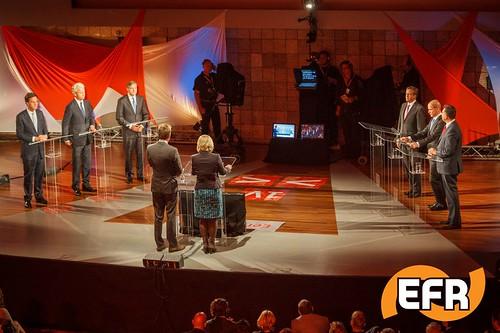 Dutch elections 2012 debate