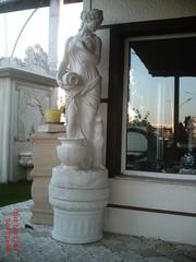 Büyük Pınara Heykeli
