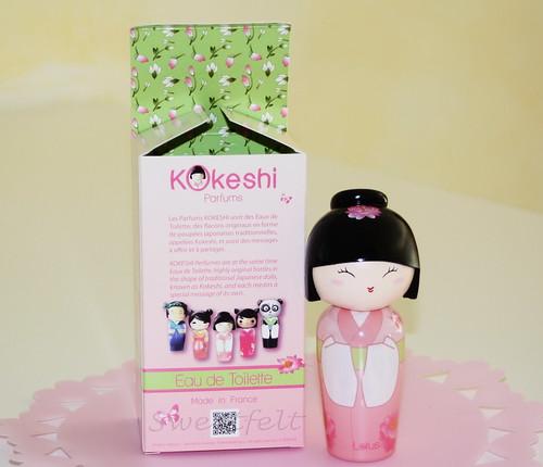 ♥♥♥ Este é o meu perfume novo! Vi ... e não resisti! by sweetfelt \ ideias em feltro