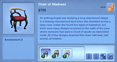 Chair of Madness