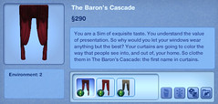 The Baron's Cascade