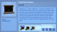 FancyTime Firebox