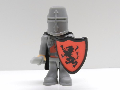 Black Knight Figure