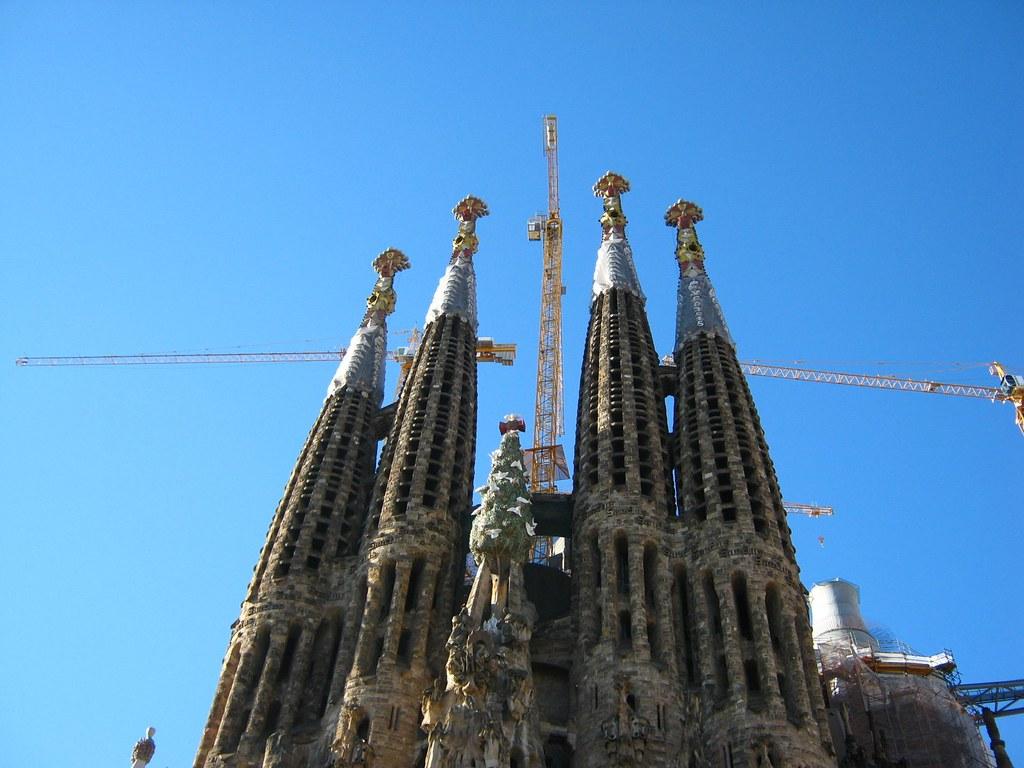 Sagrada Familia @ Barcelona