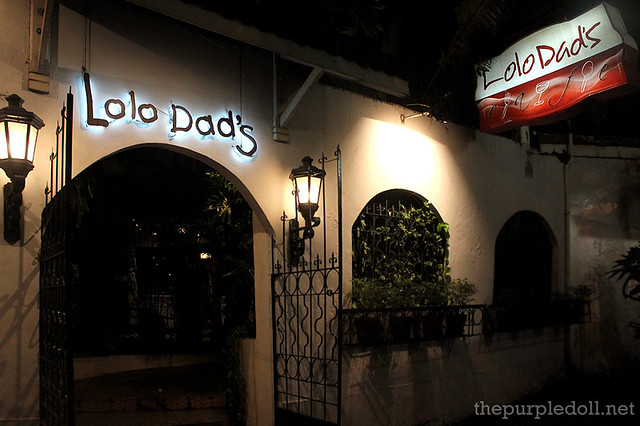 Lolo Dad's