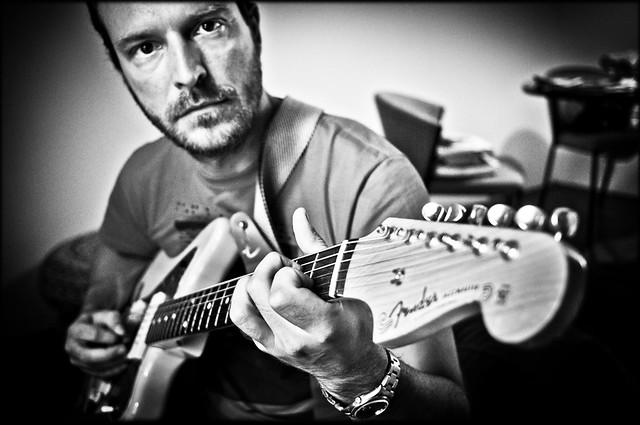 Photo:Fender Jazzmaster By Mayastar