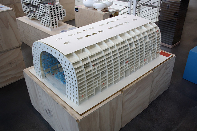 market hall rotterdam by mvrdv architects flickr photo sharing. Black Bedroom Furniture Sets. Home Design Ideas