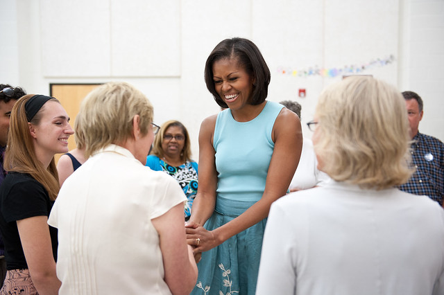 First Lady Michelle Obama is coming to Florida