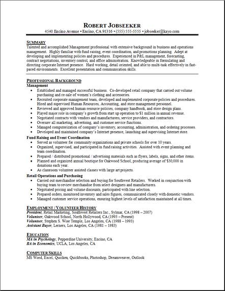 best resume layout onebuckresume resume layout resume