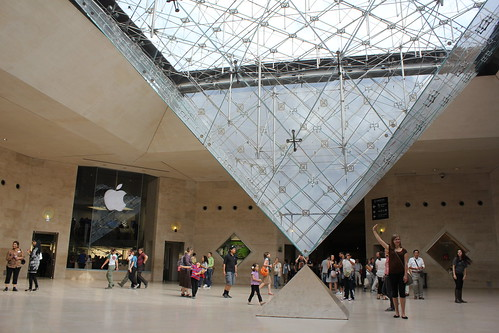 Apple Store - Louvre